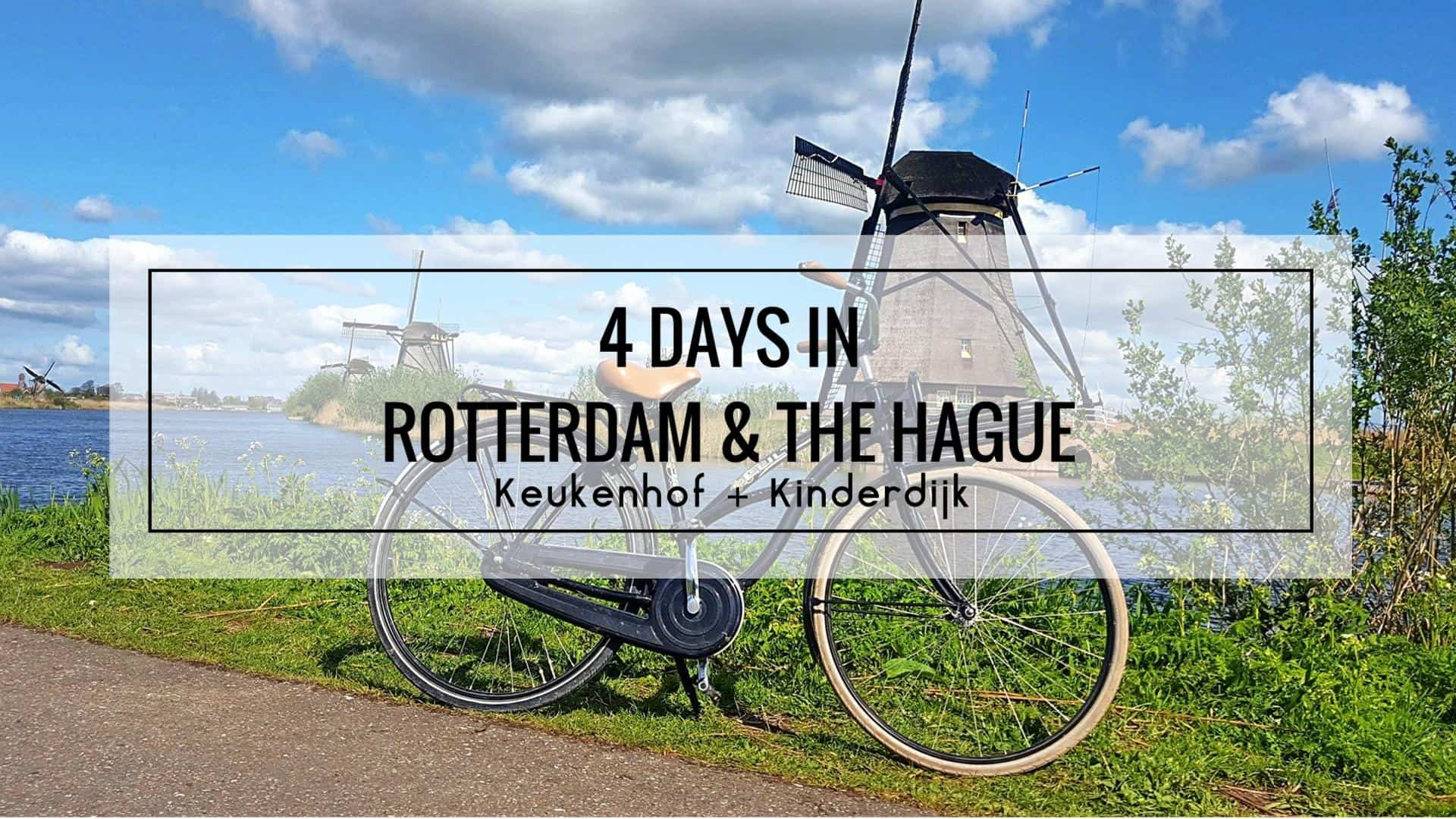 4 Days in Rotterdam & The Hague