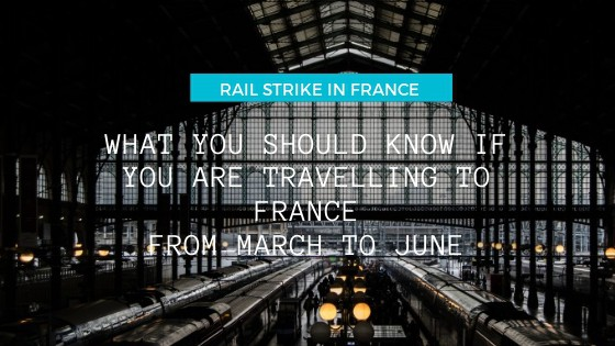 Rail Strike in France